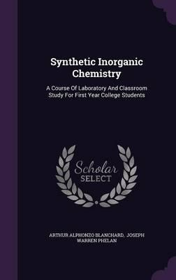 Synthetic Inorganic Chemistry