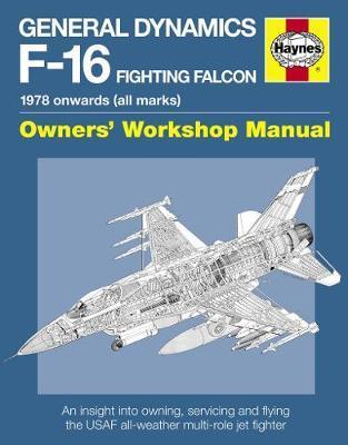 General Dynamics F-16 Fighting Falcon Manual