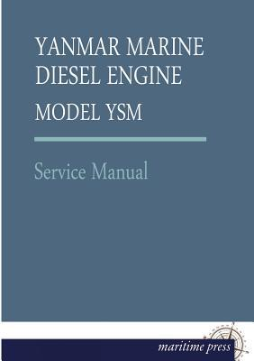 YANMAR MARINE Diesel ENGINE MODEL YSM