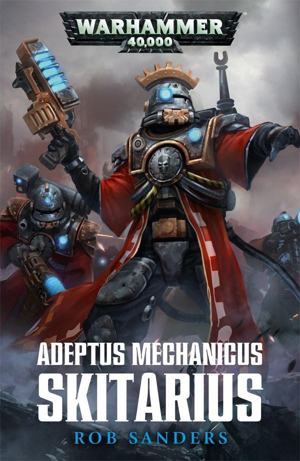 Adeptus Mechanicus: Skitarius