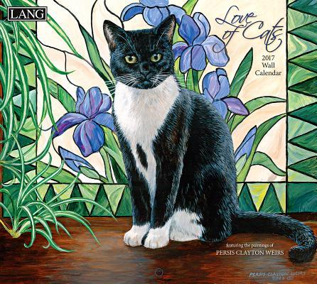 Love of Cats 2017 Calendar