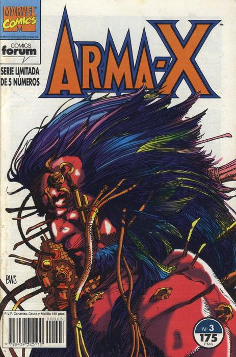 Arma-X Vol.1 #3 (de ...