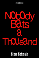 Nobody Bats a Thousand: A Book of Stories