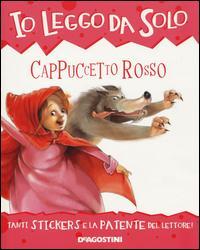 Cappuccetto Rosso. Con adesivi. Con App per tablet e smartphone