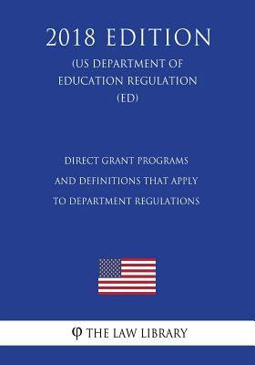Direct Grant Program...