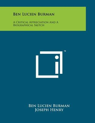 Ben Lucien Burman
