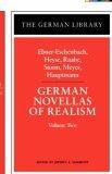 German Novellas of R...