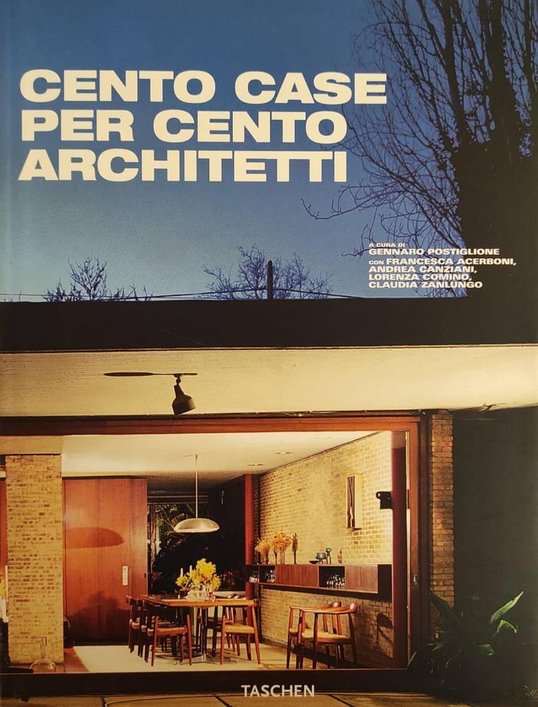 Cento case per cento architetti