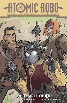 Atomic Robo 11