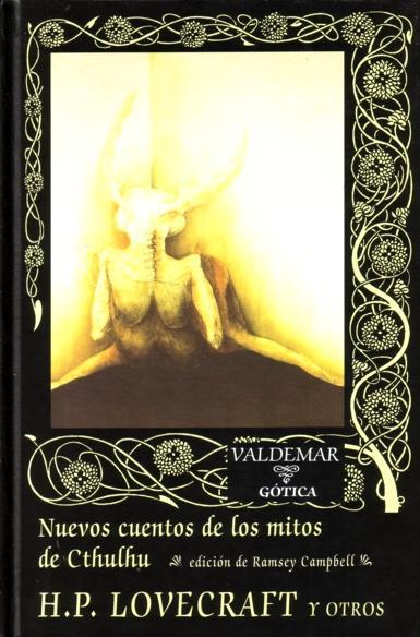 Nuevos cuentos de los mitos de Cthulhu