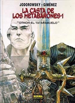 La casta de los Metabarones - 1
