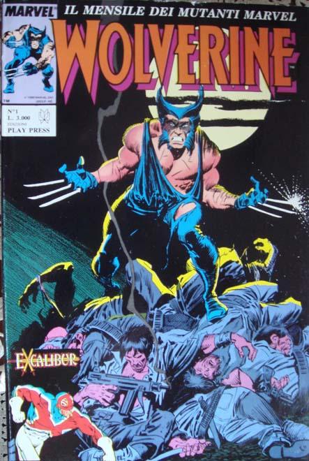 Wolverine n. 1