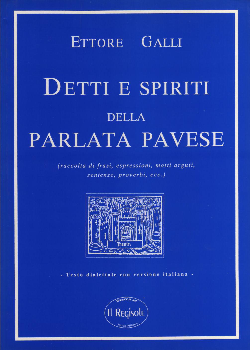 Detti e spiriti della parlata pavese