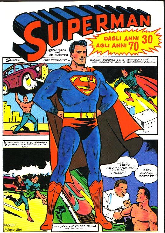 Superman: dagli anni...