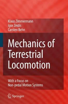 Mechanics of Terrestrial Locomotion