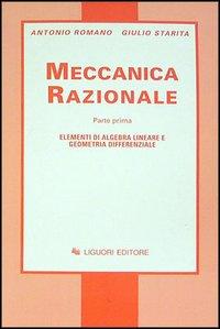 Meccanica razionale / Elementi di algebra lineare e geometria differenziale