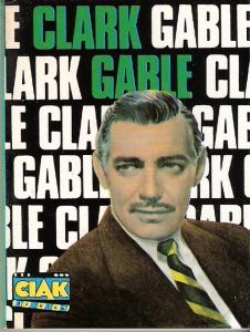 Clark Gable, la vita, il mito, i film