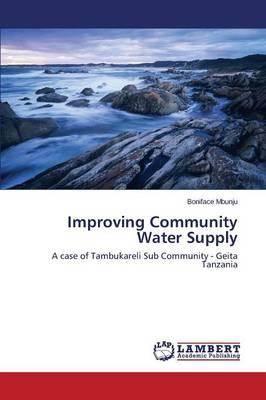 Improving Community Water Supply