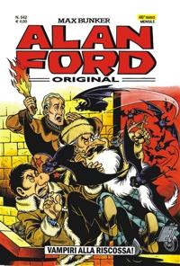 Alan Ford n. 542