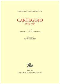 Carteggio 1918-1947
