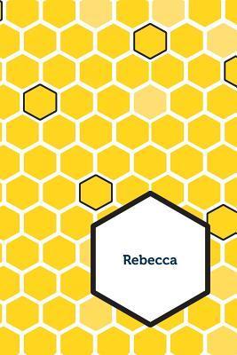 Etchbooks Rebecca, Honeycomb, Wide Rule