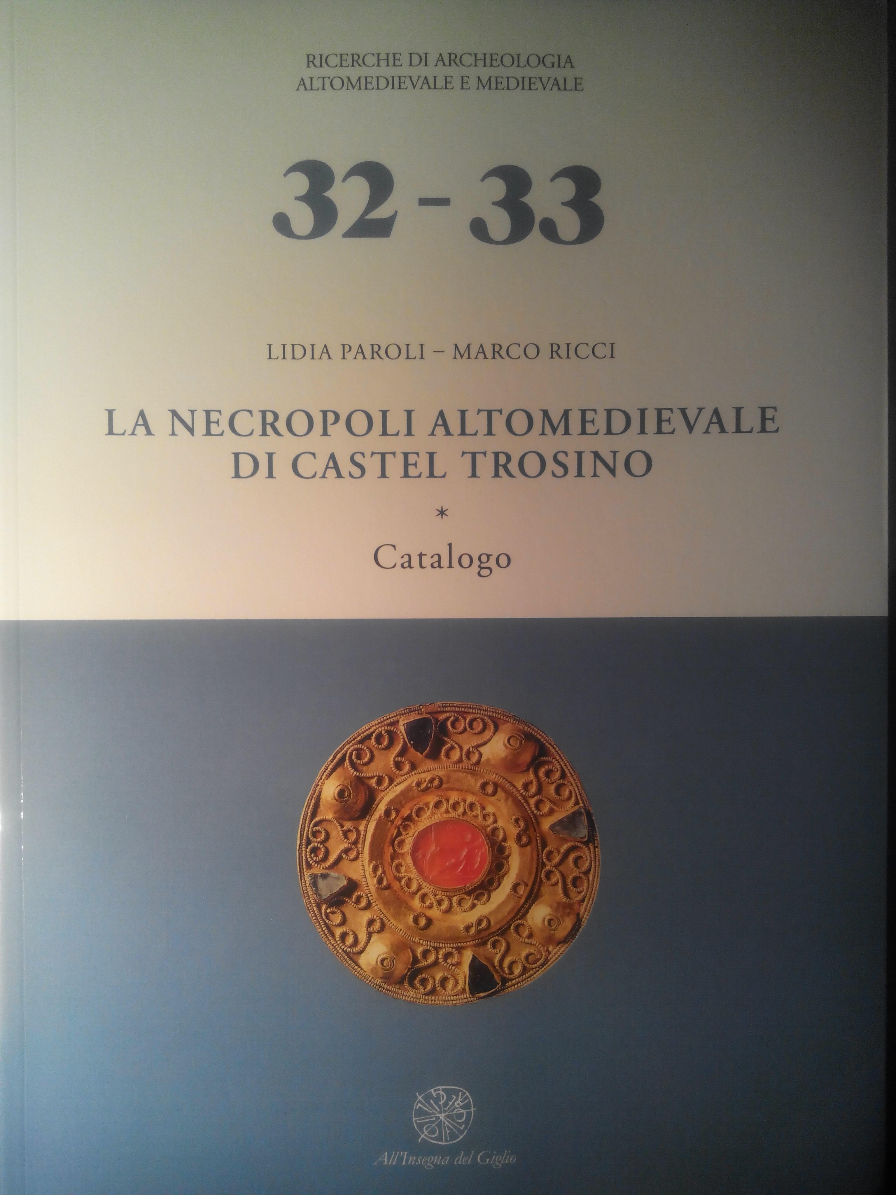La Necropoli Altomedioevale Di Castel Trosino
