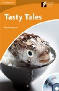 TASTY TALES (4 INTERMEDIATE) (BOOK WITH CD