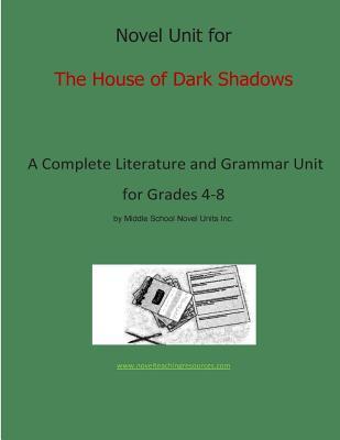 Novel Unit for The house of Dark Shadows