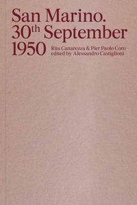 San Marino. 30th September 1950. Ediz. italiana e inglese