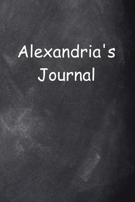 Alexandria Personalized Name Journal Custom Name Gift Idea Alexandria