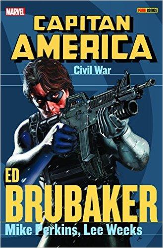 Capitan America - Ed Brubaker Collection Vol. 5