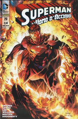 Superman l'Uomo d'Acciaio n. 20