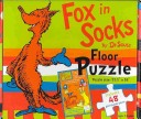 Dr. Seuss Fox in Socks Floor Puzzle