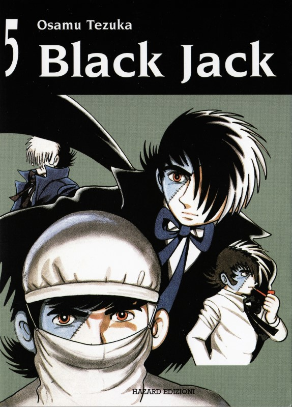 Black Jack vol. 5