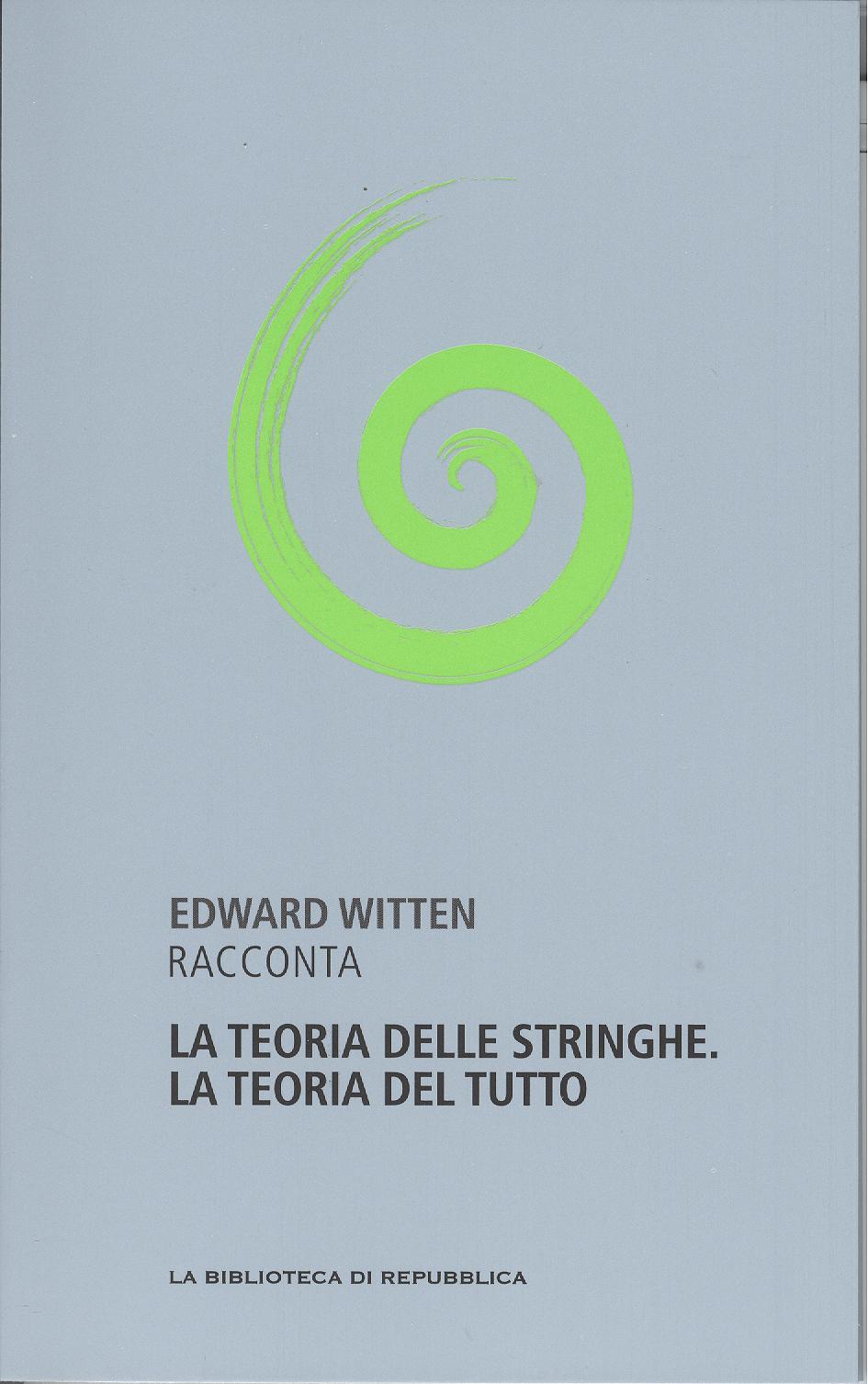 Edward Witten raccon...