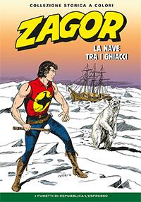 Zagor collezione storica a colori n. 132