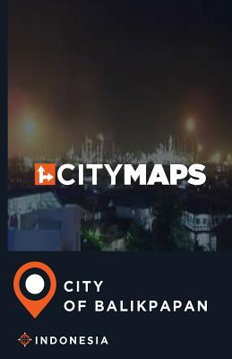 City Maps City of Balikpapan Indonesia