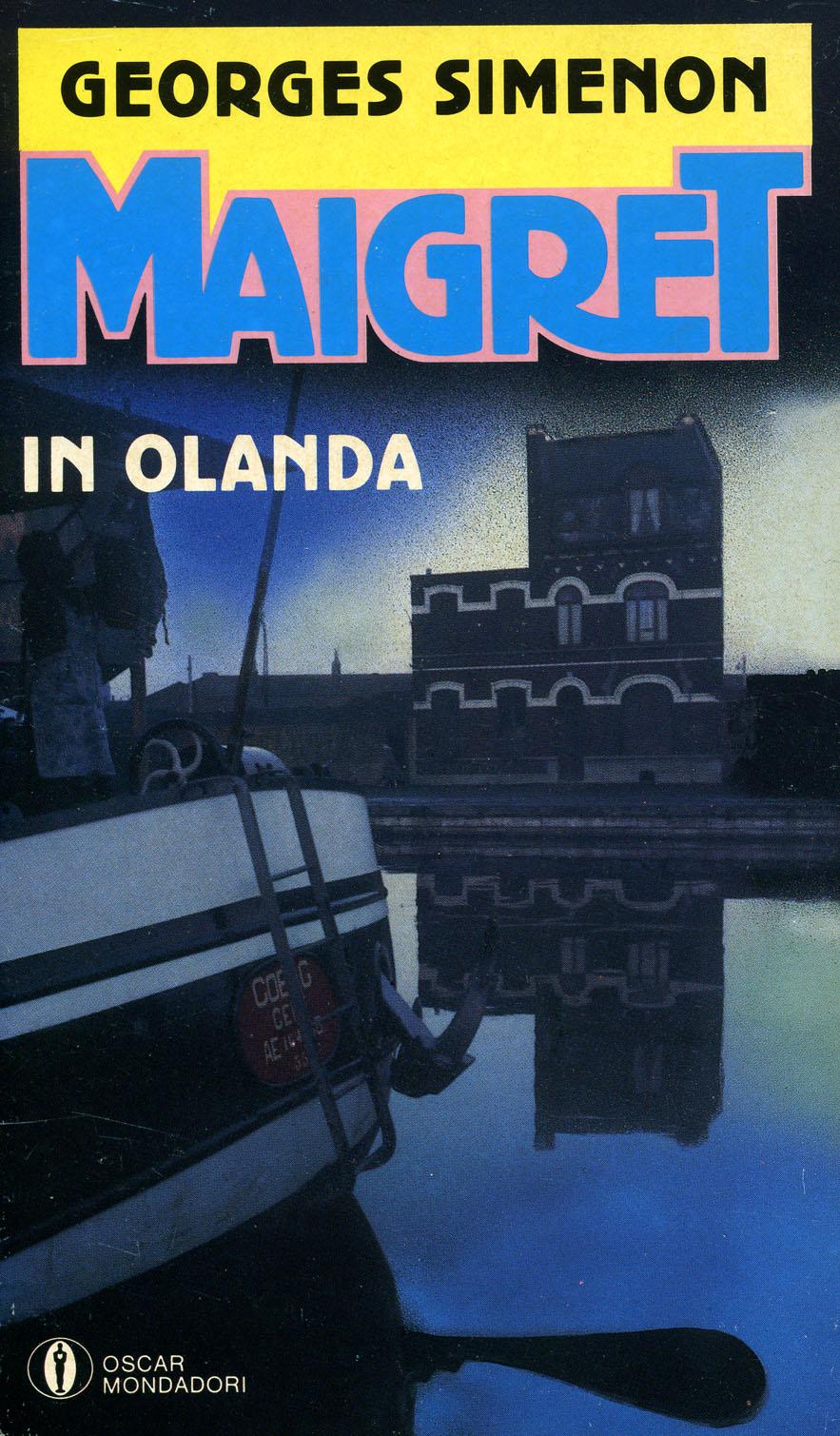 Maigret in Olanda