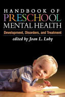 Handbook of Preschool Mental Health