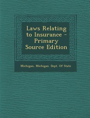 Laws Relating to Insurance