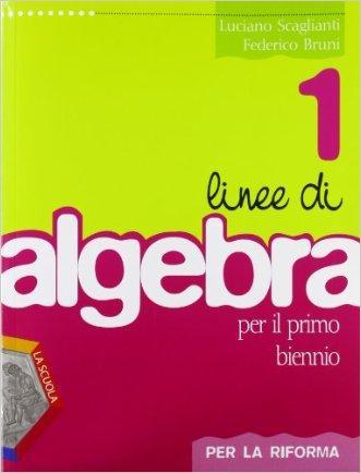 Linee di algebra. Corso di algebra. Per la riforma. Per il biennio del Liceo scientifico. Con espansione online