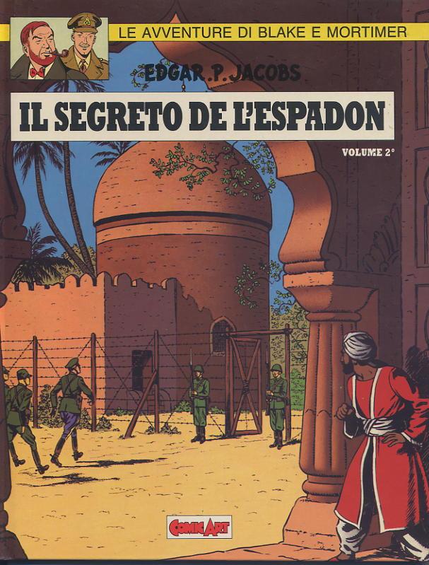 Le avventure di Blake e Mortimer: Il segreto de l'Espadon Volume 2
