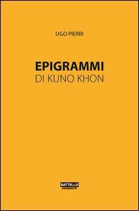 Epigrammi di Kuno Khon