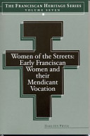 Women of the Streets, Early Franciscan