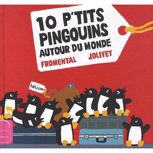10 p'tits pingouins ...