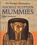 British Museum Pocket Dictionary Ancient Egyptian Mummies