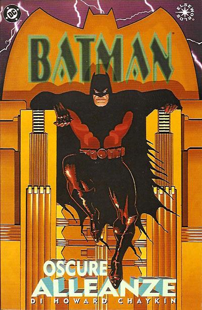 Batman: Oscure allea...