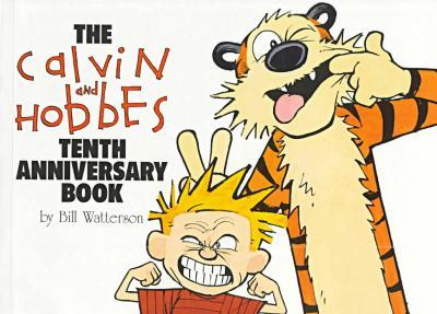 Calvin and Hobbes Tenth Anniversary Book