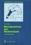 Manipulation der Wirbelsäule