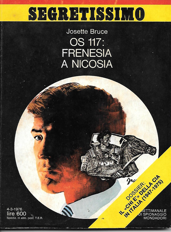 OS 117: Frenesia a Nicosia